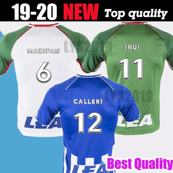 a06247ea81c05 Novedades 2018 2019 Deportivo Alavés camisetas de fútbol 18 19 local Away  Tercer Alaves IBAI BURGUI