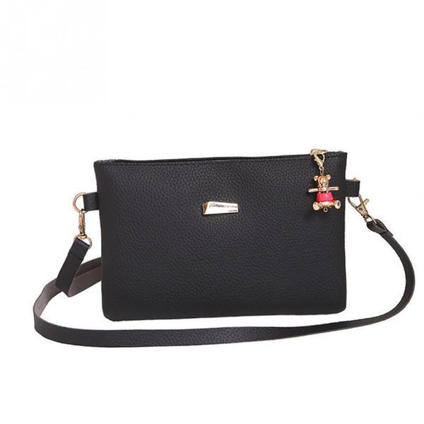 Cheap PU Leather Handbags Envelope Clutches Ladies Party Purse Famous Brand Designer Crossbody Shoulder Messenger Bags