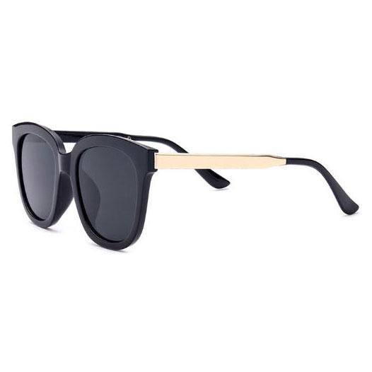 1 high quality men's and women's sunglasses fashion brand designer gold metal temples multi-color colorful sunglasses glasses to send boxes