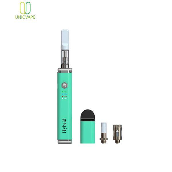 Topo de venda atomizador vape bateria cartucho vape caneta cera vape 510 fio caneta DAB óleo com cabo do carregador