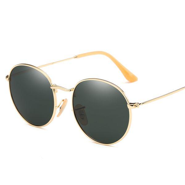 Luxury-2018 New Unique Polarized Steam Punk Sunglasses Ladies HD True Color Lens Bright Clear Vision Sunglasses