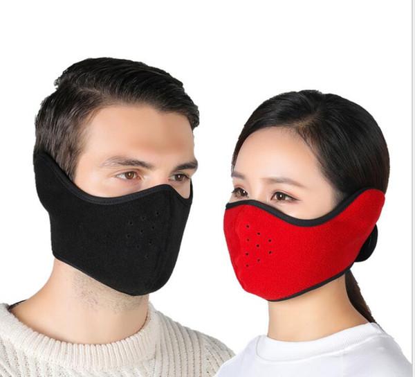 maschera facciale con visiera