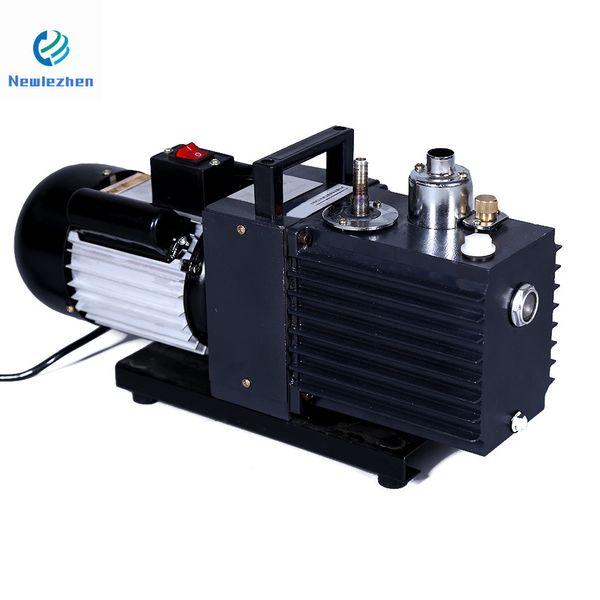 Lab 2ZX-2 a due fasi olio Rotary Vane Vacuum Pump con il vuoto di essiccazione forno e evaporatore rotante