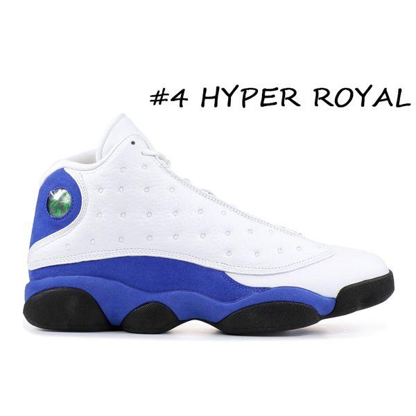 #4 HYPER ROYAL