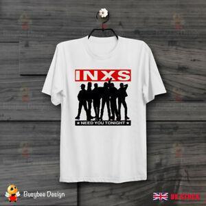 Need You Tonight Inxs Single KiShirt Майка Хатченс RoShirt UNISEX Футболка B461