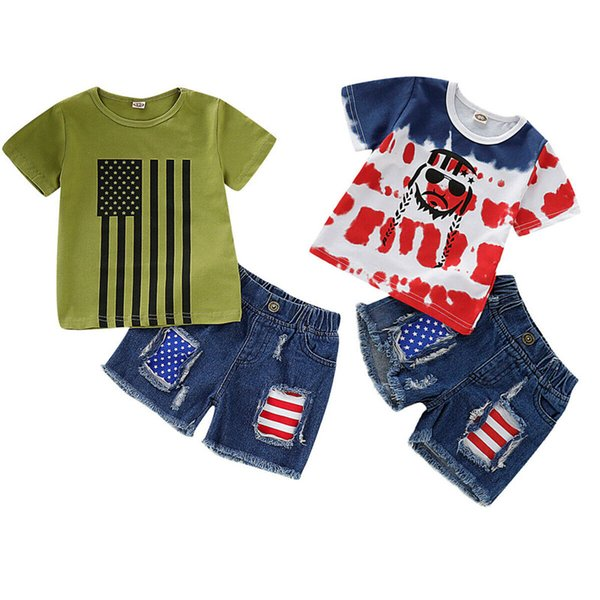 7ac2363fdc0f5 2019 Brand Vest+Shorts Kids Boys Summer Clothing Sets Gentleman ...