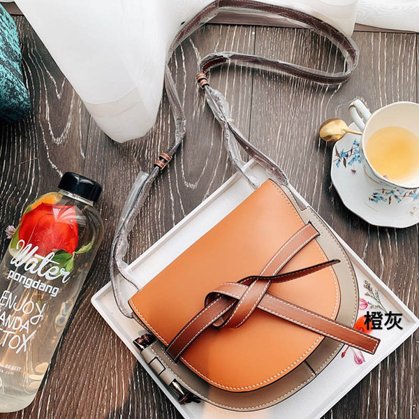 2019 Gate bag luxury famous genuine leather designer Handbags girl backpacks handbag Sac à main bags purse womens cross-body dropship 052201