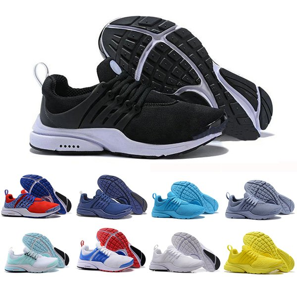 2019 new presto running shoes for men women ultra br qs yellow pink prestos black white oreo sports jogging brand mens trainers sneakers