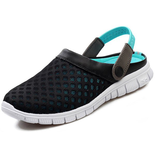Summer Slippers Women Breathable Mesh Flip Flops Casual Shoes Woman Slides Outdoor Mules Unisex Beach Sandals Zapatos De Mujer