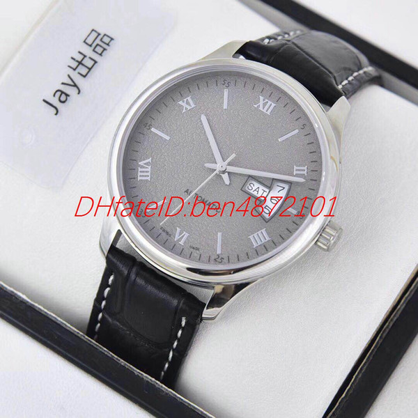 Luxury brand men's watch, with original automatic mechanical movement, 316 stainless steel case, diameter 41mm, mineral crystal glass mirror