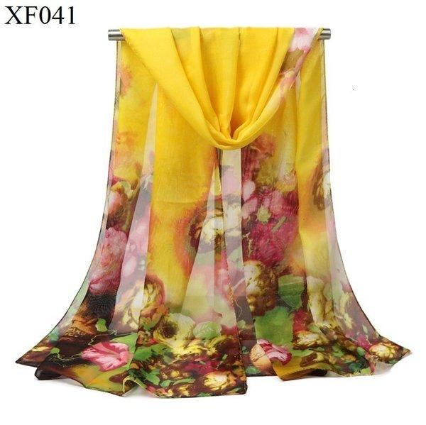 XF041 gialla