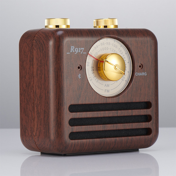 Multimedia Wooden Bluetooth hands-free Micphone Speaker iBox D90 with FM Radio Alarm Clock TF/USB MP3 Player retro Wood box bamboo Subwoofer