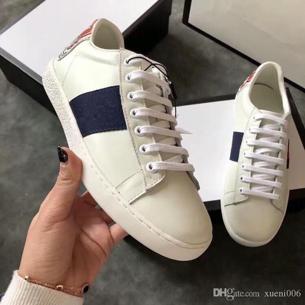 En cuir véritable Spike Lady Confort Casual Robe Chaussure Sport Sneaker Casual Chaussures En Cuir Personnalité Femmes Randonnée Sentier Wal Wal gc18062217