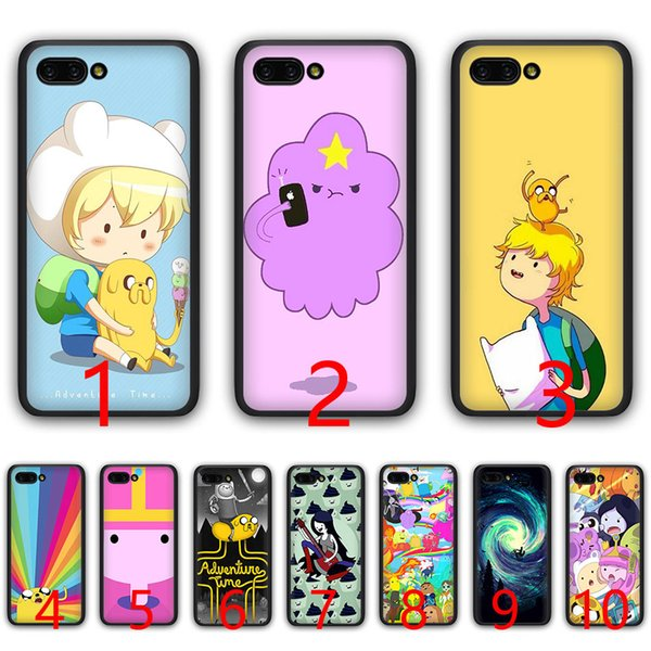 quality design fd310 4cdf8 Adventure Time Lumpy Space Princess Soft Silicone Black TPU Phone Case For  Huawei Honor 6A 7A Pro 7C 7X 8X 8 9 10 Lite Custom Cell Phone Cases ...