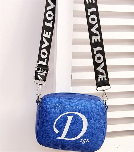 Small Designer Luxury Crossbody Bags Fashion Broadband Camera Bounty Single Shoulder Slant Designer Style Luxury Cross Body Bags New Arrival