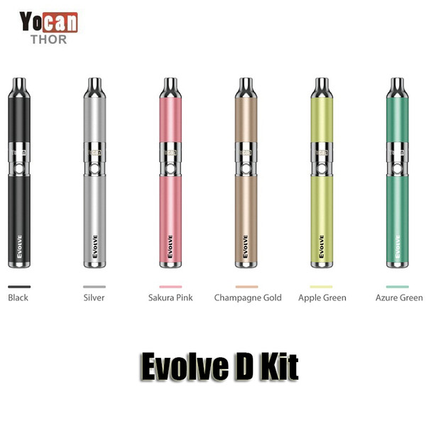 Evolve-D Kit 650mAh