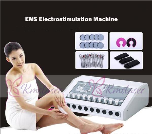 Fabrikpreis !!! Elektrostimulationsmaschine / Wellen ems elektrischer Muskelstimulator / Microcurrent EMS