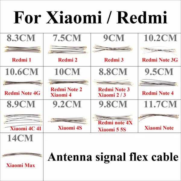 ChengHaoRan Nuovo Wifi Antensignal segnale cavo della flessione per Xiaomi Mi2A Mi2 2S MI3 M4C M4I Mi5 Nota redmi 1S 2 3 Nota Nota2 Nota3