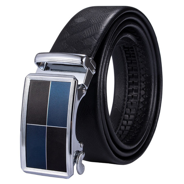 wholesale Belt Men's Fashion Belts 100% Genuine Leather Cintos High Quality Top Straps For Mens Suit Jeans Accessories Waistbands