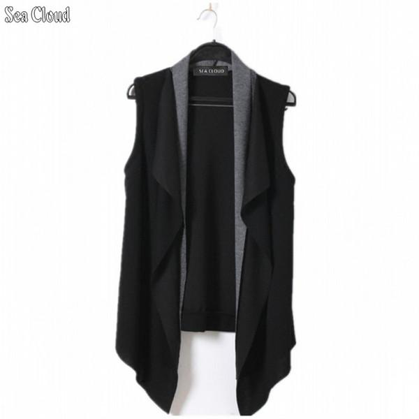 82 Free shipping plus size XL-8XL cotton vest Outerwear & Coats male fake two vest tops big for 150 kg black patchwork