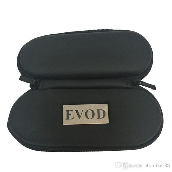 EVOD bag ego zipper case For Electronic Cigarette dry herb vaporizer wax pen Ego Carry Bag Pouch Cases Evod Ce4 Mt3 Vape Pen