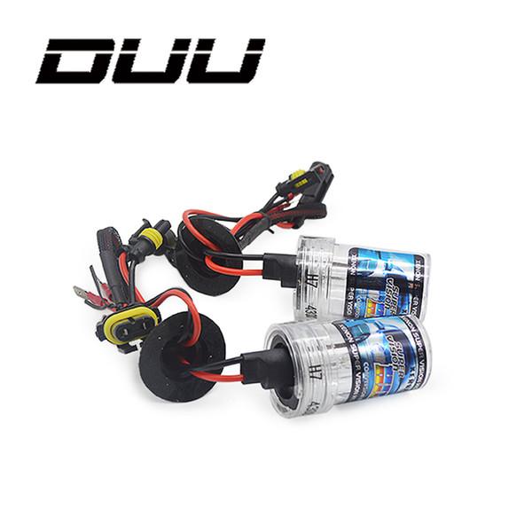 55 W lâmpada de Xénon H1 H3 H7 H11 9005 9006 12 V 55 W HID Xenon lâmpada lâmpada de Substituição Do Farol Do Carro Auto 4300 K 6000 K 8000 K