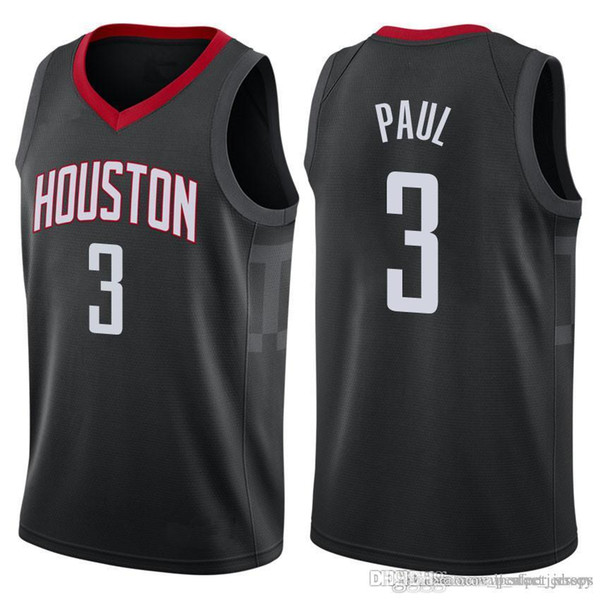 check out 281cf 8bfeb 2019 James 13 Harden Houston # Rockets New York Jersey Knicks 20 Kevin 20  Knox II Allonzo 14 Trier 3 Paul Carmelo 7 Anthony Basketball Jerseys From  ...