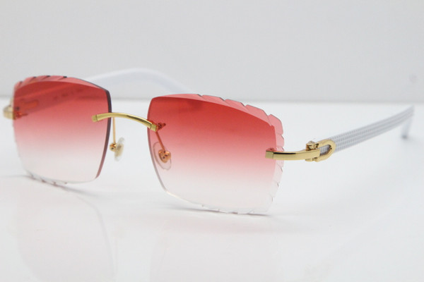 Gold Rote Linse