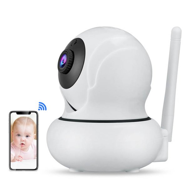 Wanscam 1080P WiFi IP-Kamera Gesicht Auto Tracking PTZ 4X Zoom P2P Wireless Baby Monitor 2-Wege-Audio-Webcam-Sicherheit Push Alarm K21