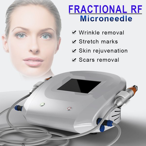 Fractional RF Microneedle machine skin tighten wrinkle removal therapy Fractional RF Skin Lifting Machine salon use