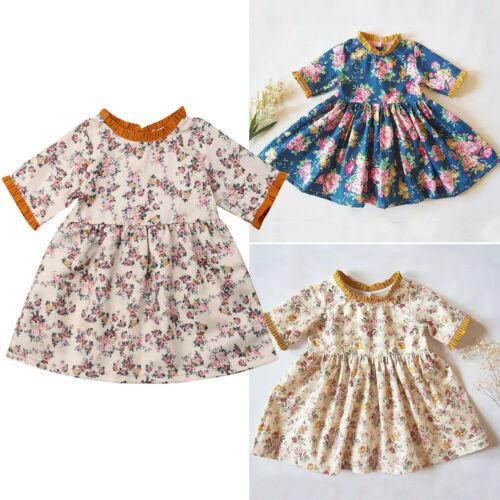 Floral printing Toddler Kid Baby Bibs Girl Lovely Clothes Princess Party Tutu Flower Dress Children Clothing Summer Sundress Floral printing Toddler Kid Baby Bibs Girl Lovely Clothes Princess Party Tutu Flower Dress Children Clothing Summer Sundress