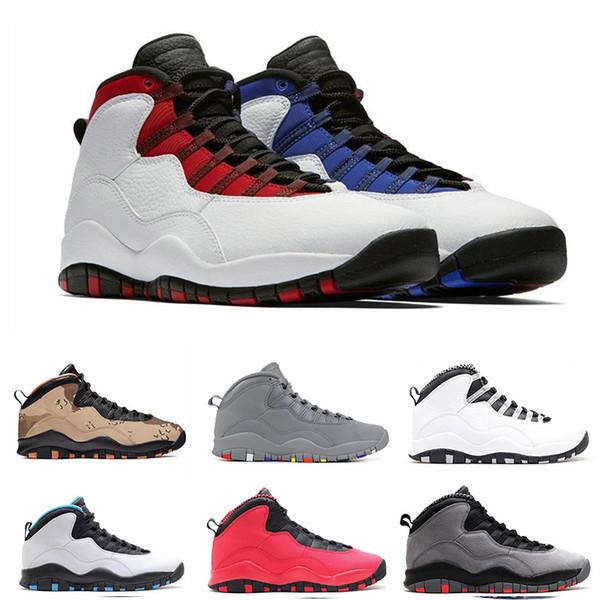 Camo Pack Basketball Men Shoes 10s Desert Woodland Smoke Grey Tinker Westbrook Cement Cool Grey Orlando 10 MensBasketball Shoes