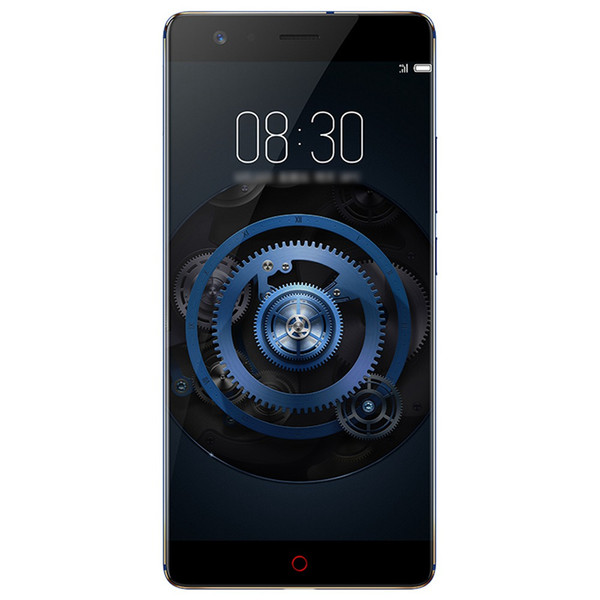 Global Nubia Z17 Lite 6GB 64GB Mobile Phone 5.5 Inch Bezel-less Fingerprint 16MP 13MP+13MP Dual Rear Camera 4G LTE Smartphone