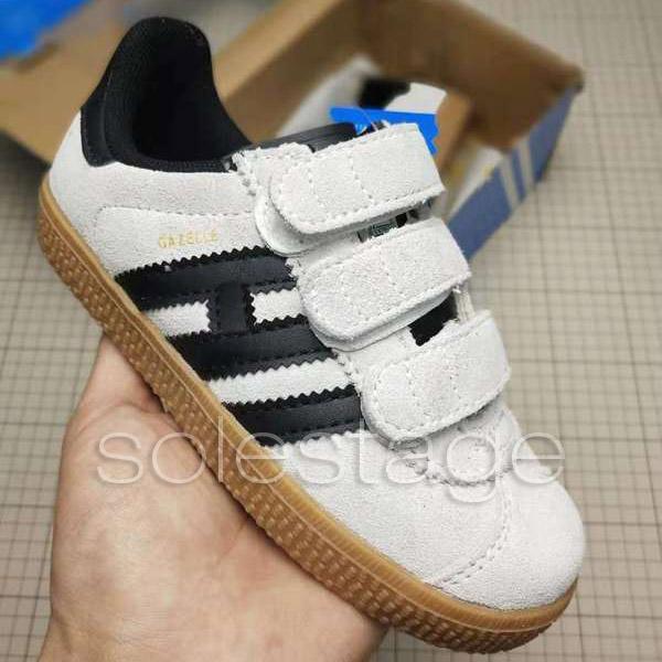 Nuevos niños Gazelle OG zapatos para correr para bebés niños niñas niños de alta calidad zapatillas clásicas Samba Athletic zapatos casuales Size28-35