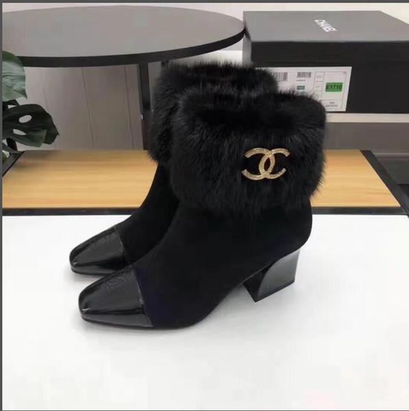 kovboy çizmeleri platformu kadınlar kış aşk yüksek topuklu% 100 deri 5cm ok 2020 Martin çöl botları madalya ağır tabanları flamingo
