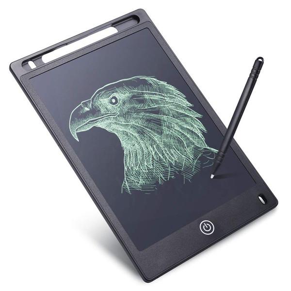 PPYY NEW -Lcd Tablet da scrittura, lavagna da disegno per bambini e uomo d'affari, pad elettronico da 8,5 pollici per casa, scuola A