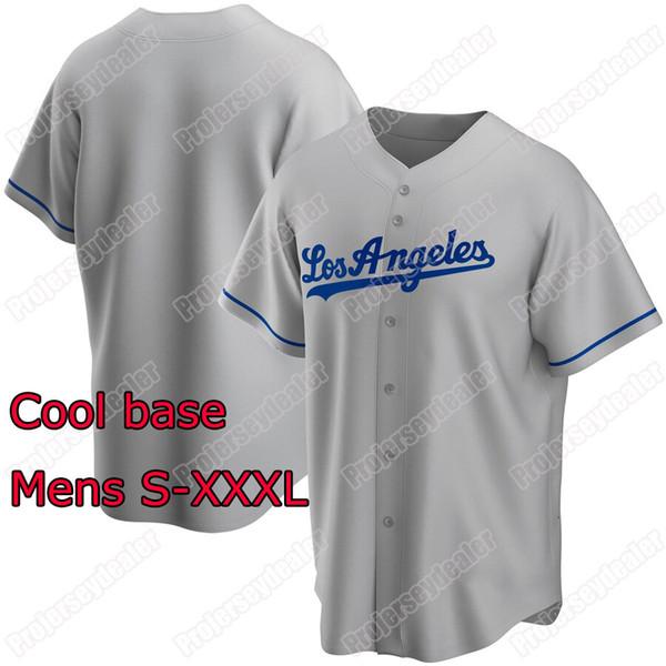 Grigio Cool Base Mens S-XXXL