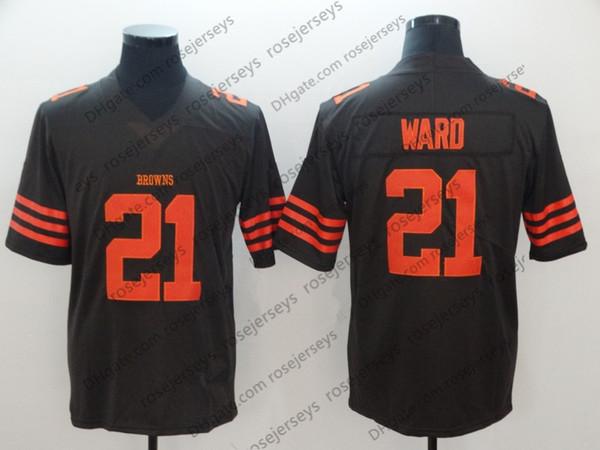 Ruée de 21 Ward Brown