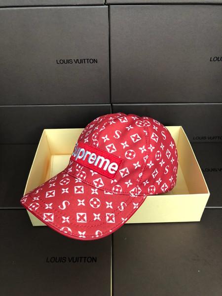 Top Quality Celebrity design Letter embroidery Berets Cap Ball Caps Men Woman Baseball cap Stingy Brim Hats 001 With Box