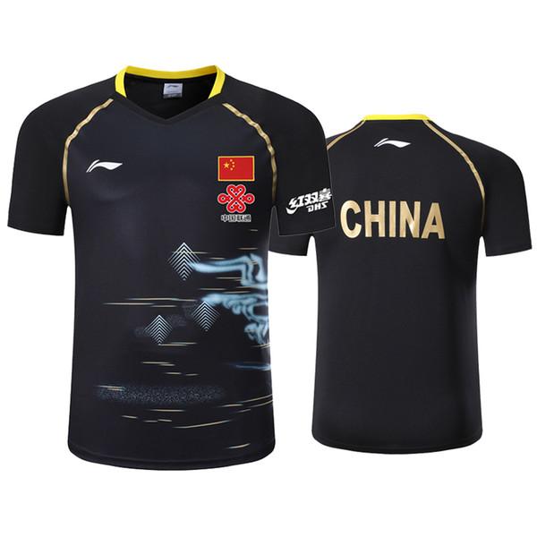 Men Black A Shirt