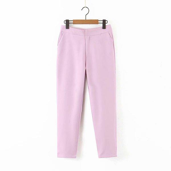 sólo los pantalones púrpuras