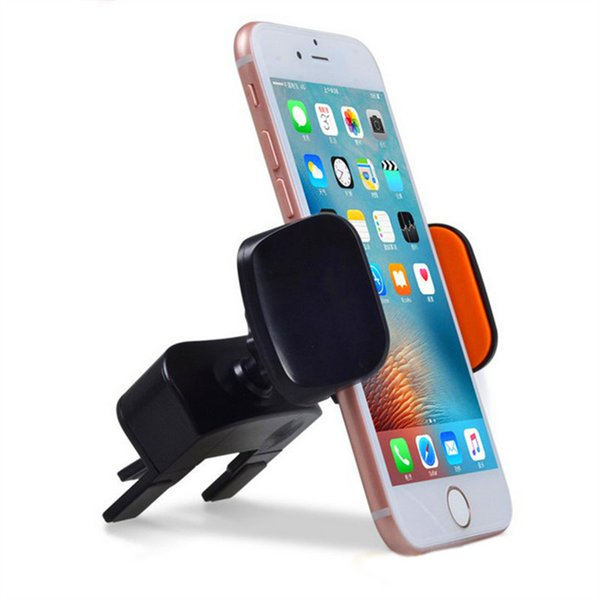 CD-Slot Autotelefonhalter 360-Grad-Drehung Drehbare Autohalterungen Entlüftungsstativ Handyhalterung Kompatible Unterstützung für Smartphone