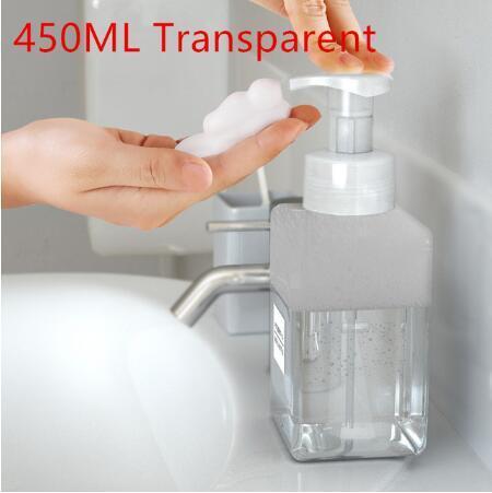 450ml etiqueta no transparente