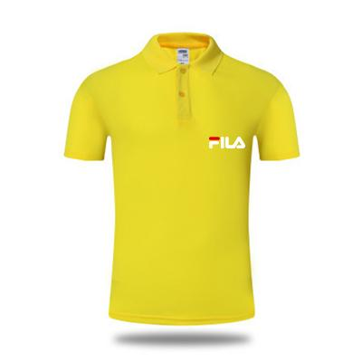 Mens Brand Summer Polo Casual Brand For Mens Top Short Sleeves Letters Print Cotton Solid Color Brand High Quality Mens Tees Size S-3XL #909