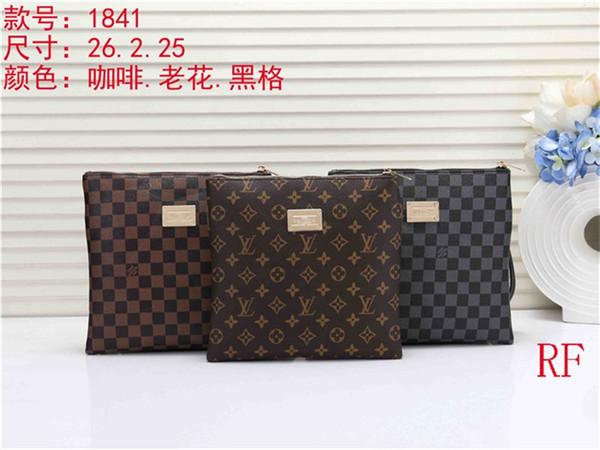 Men PU Shoulder Bag Zipper Casual Crossbody Bags for Male Messenger Bag Vintage Men PU Handbag Travel Messenger Bags Hot 1841