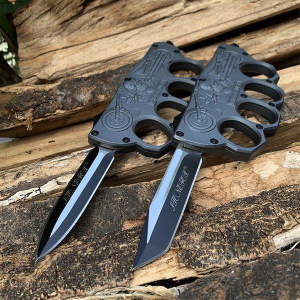 Новые Оригинальные перчатки с тиснением Автоматический Тактический Нож Охотничьи Ножи Отдых На Природе Fising ножи Multifunton ручной инструмент
