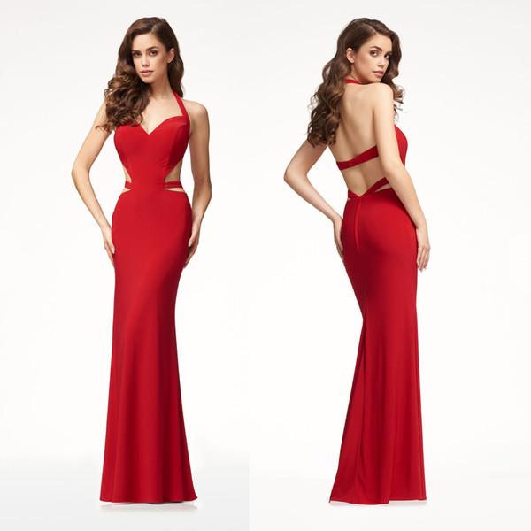 Zuhair Murad Haute Couture Applikationen Gold Abendkleider 2019 Lange Meerjungfrau Eine Schulter mit Applikationen Sheer Vintage Pageant Prom Kleider