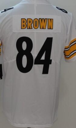 2019 Masculino Pittsburgh 43 78 84 90 92 jersey Shirts Jersey de futebol americano Todas as equipes Jogador Drift Vapor Untouchable Limitado Jersey 00