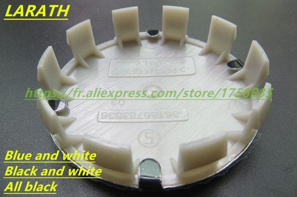 best selling 20pcs 68mm blue white Car Wheel Hub Cap Center Caps For BMW x5 e53 x6 x3 e46 e39 e36 e90 e60 e30 e34 f30 f10 f20 m