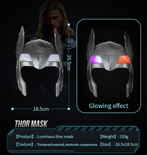 The thor mask